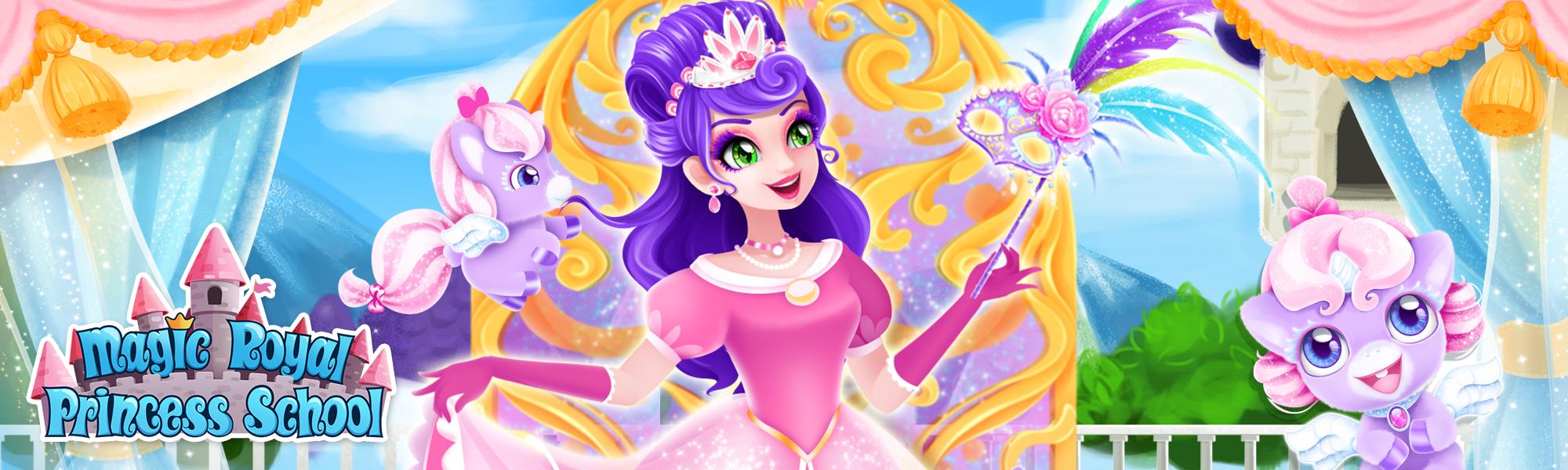 魔法公主礼仪学院