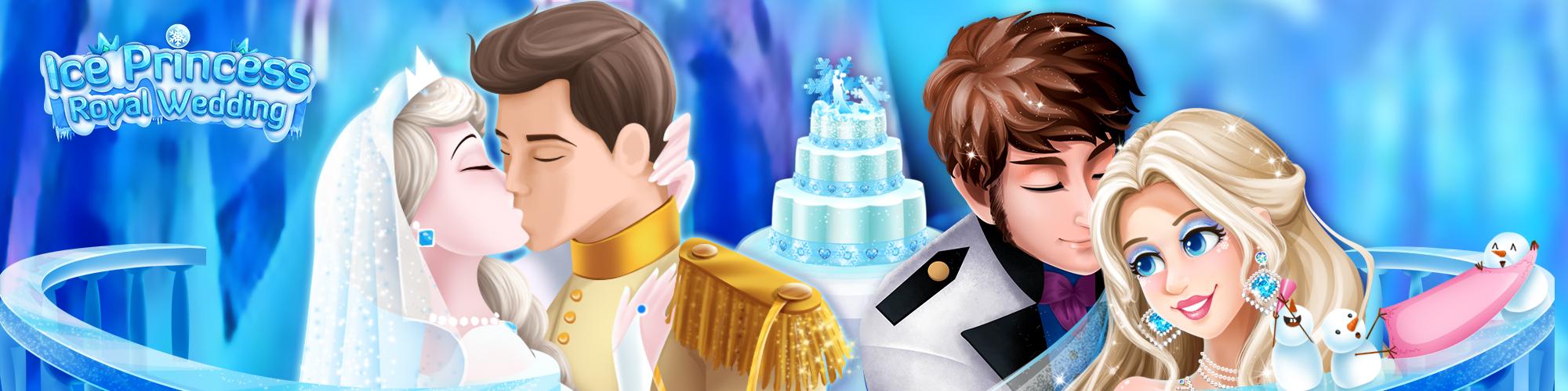 Ice Princess Royal Wedding